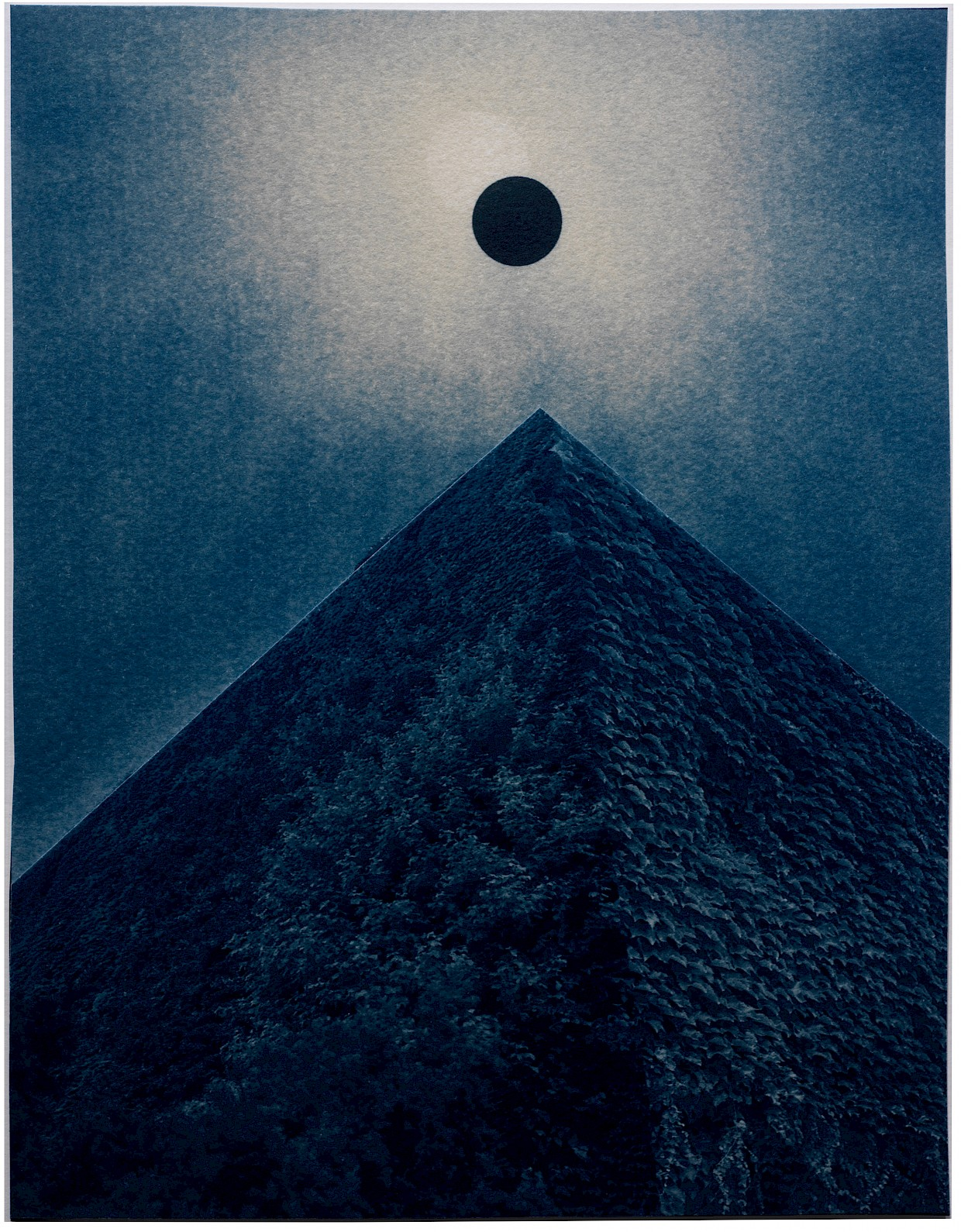 Metaphor Power of Myth Pyramid and Eclipse Sun and Moon seal eternity permanence